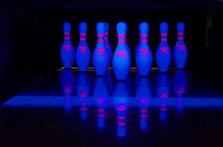 Bowling pin Glow Sajtókép