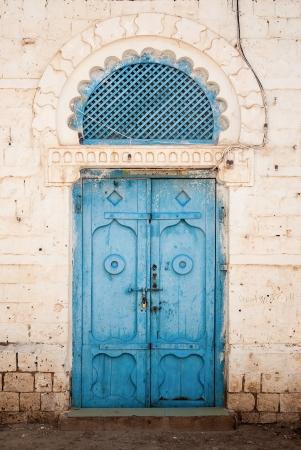 eritrea: traditional door in massawa eritrea