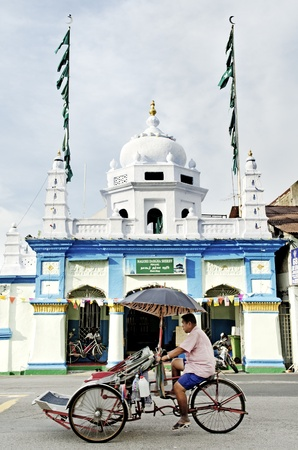 hindu temple in penang malaysia