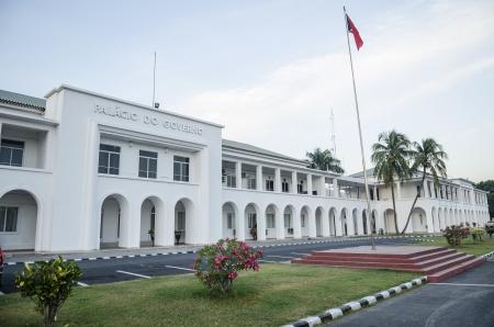 government house in dili east timor, timor leste