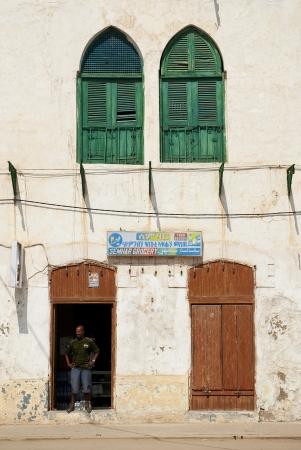 eritrea: ottoman architecture in massawa eritrea Editorial