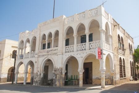 eritrea: massawa street in eritrea