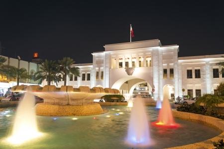 bab al bahrain in manama bahrain
