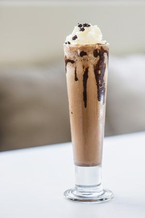 milkshake: chocolate milk shake drink 4with whipped cream