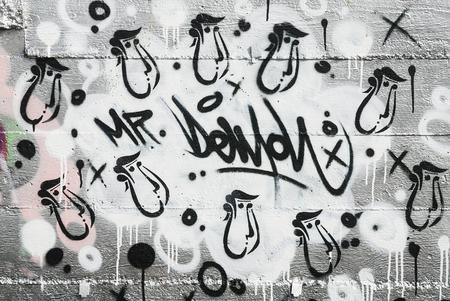 sprayed: sprayed grafitti street art on reykjavik iceland wall3
