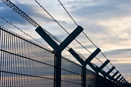 penitenciaria: Muro de prisión