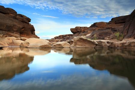 Grand 3000 Bok  Sam Phan Bok  Thailand Canyon photo