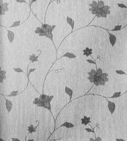 batik: Retro Lace Floral Seamless Pattern Fabric Background Vintage Style