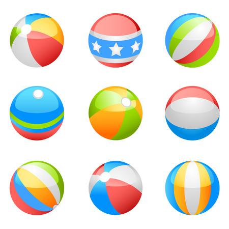 beach ball: beach ball set