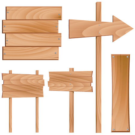 hanging sign: wooden signs