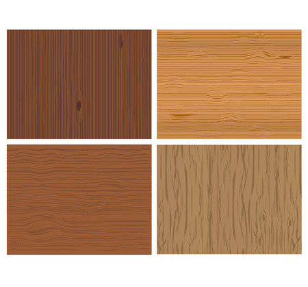 wooden background Stock Vector - 8198162