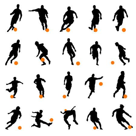 champ: set of soccer player