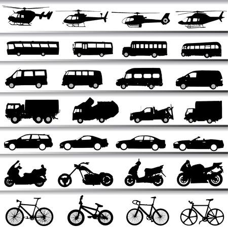tow: transportation set