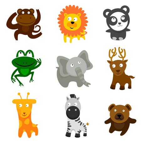 jirafa cute: Lindos animales salvajes