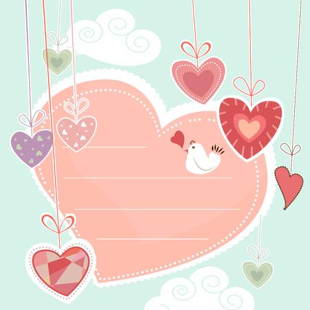 ornate heart: decorative heart