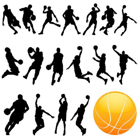 hoops: basketball set