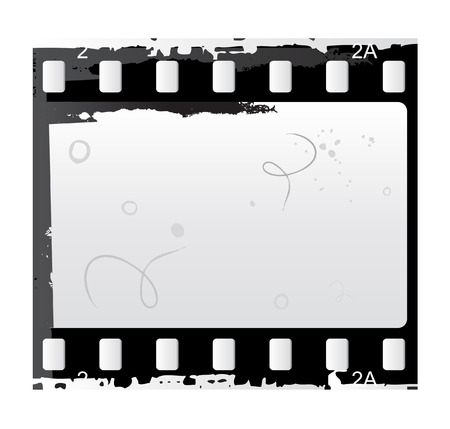negative: photo and video film