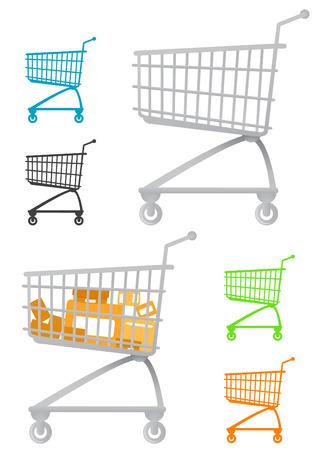 shopping chart: shopping chart