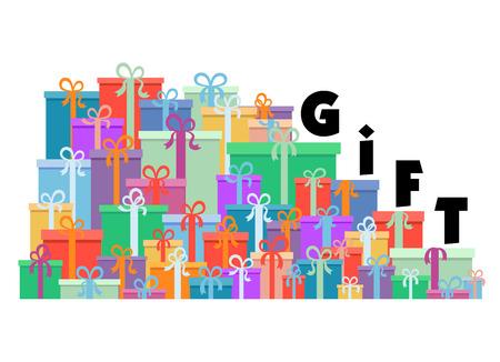 escalera de regalo