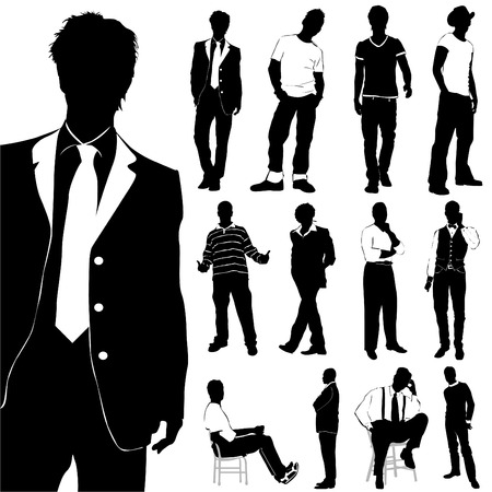 sexy men: fashion men