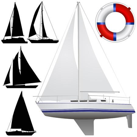 capitano: barca a vela