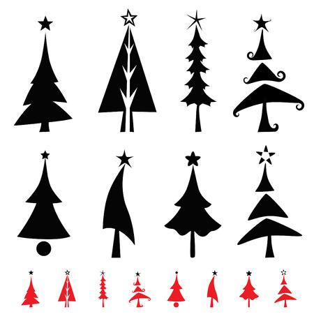 christmas pine tree Stock Vector - 8355814