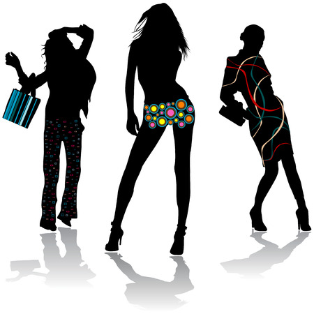 fashion design Stock Vector - 8498181
