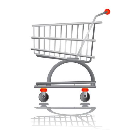 super market: shopping chart