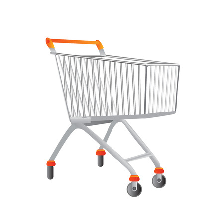 shopping chart Stock Vector - 8498168