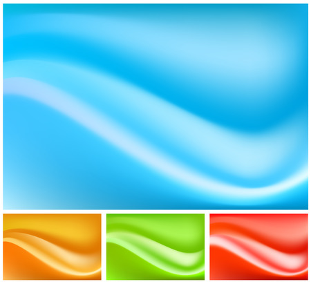 abstract background vector (different colors)  Vector
