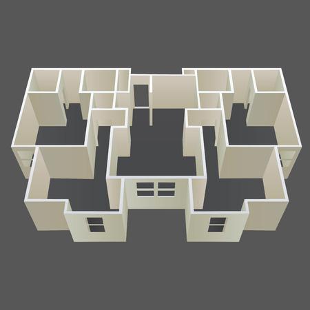 plan maison: plan de maison architecture