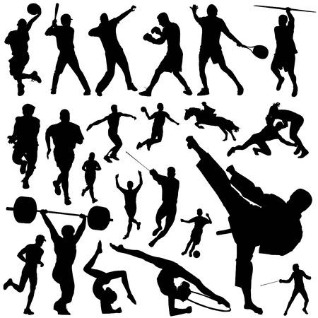 raccolta di sport