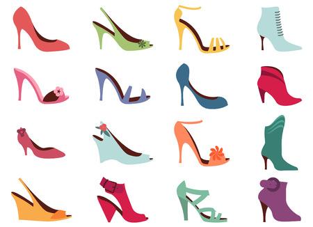 fashion item: fashion women shoes