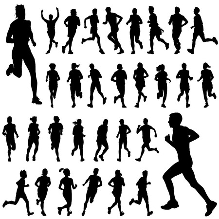 physical fitness: running