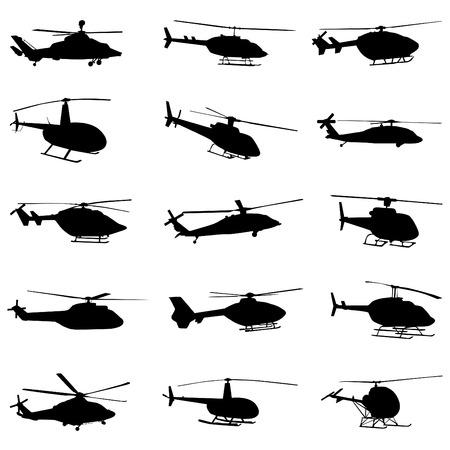 fighter pilot: set di elicottero