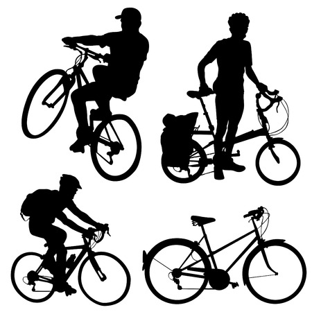 bicycle vector  Vector