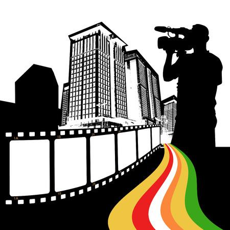 cameraman: movie city
