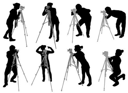 sharpness: photographers  Illustration