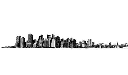 メトロポリス: 都市景観