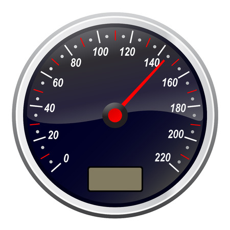 speedometer  Stock Vector - 9060011