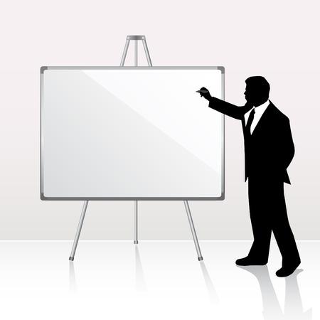 presentation  Stock Vector - 9060166