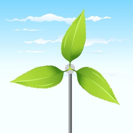 plant vector Stock Vector - 9148394