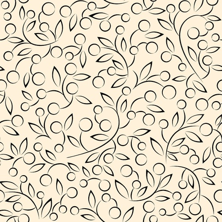 floral pattern vector Stock Vector - 9148428