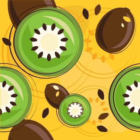 fruity: kiwi