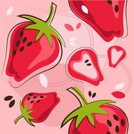 frutoso: morango