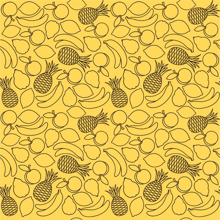 fruitful: fruit pattern