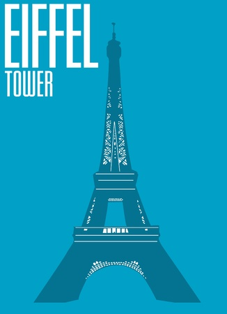 metal lattice: eiffel tower, france
