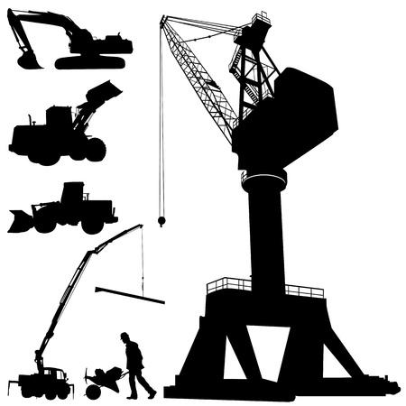 machines de construction