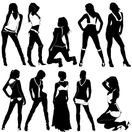 legs sexy: fashion women