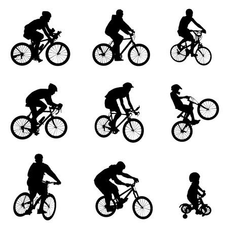 bicycle vector Stock Vector - 9315666